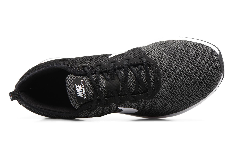 Nike Dualtone Racer (Gs) BLACK/WHITE-DARK GREY