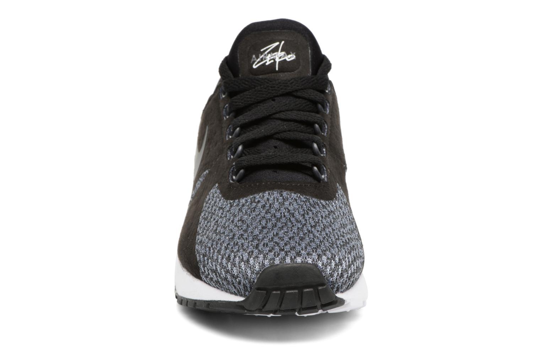 Baskets Nike Nike Air Max Zero Se (Gs) Noir vue portées chaussures