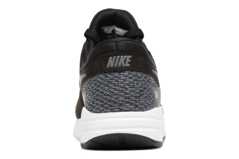 Baskets Nike Nike Air Max Zero Se (Gs) Noir vue droite