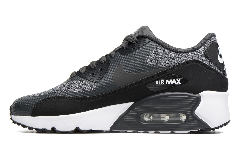 Baskets Nike Air Max 90 Ultra 2.0 Se (Gs) Gris vue face