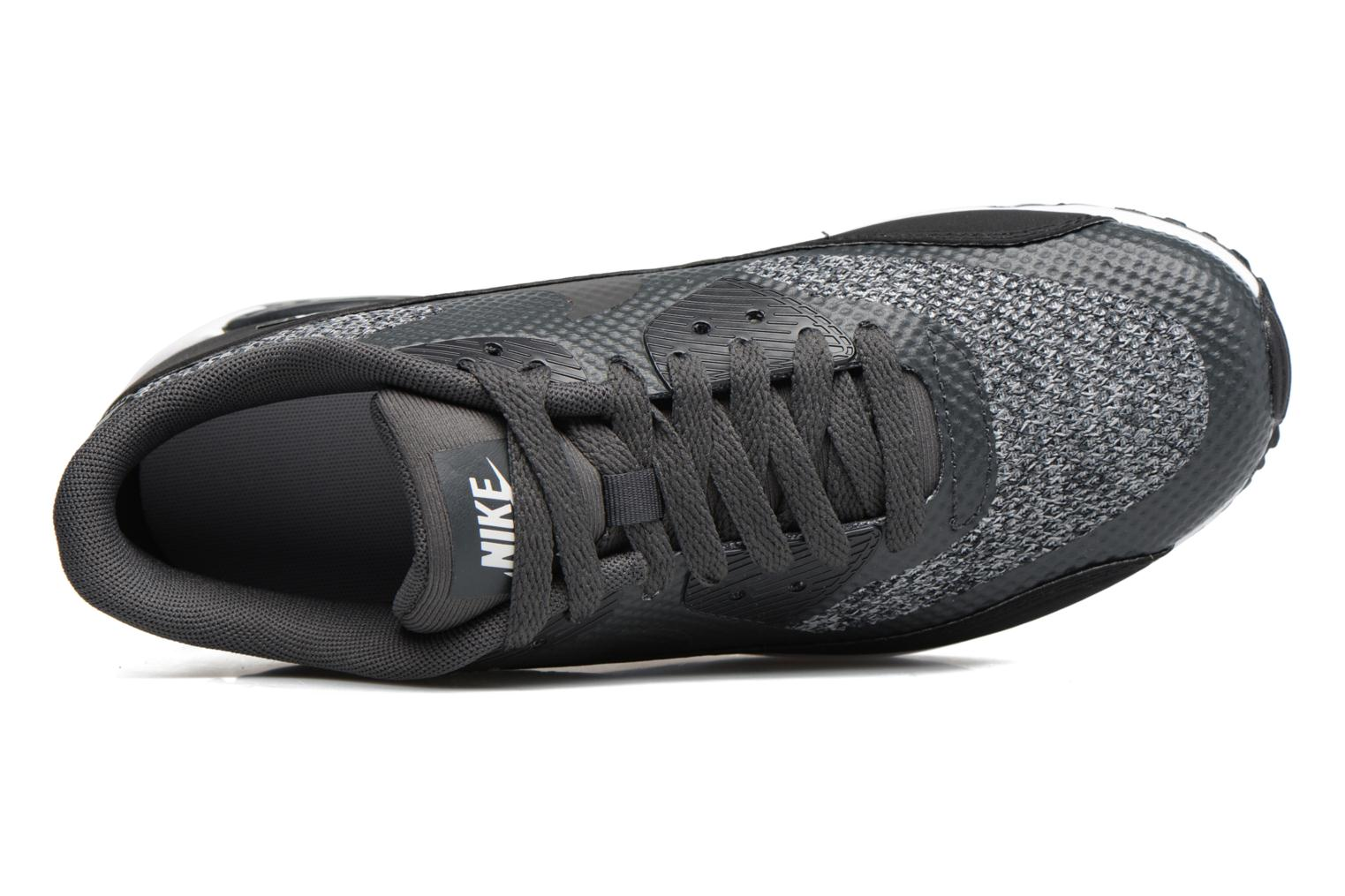 Baskets Nike Air Max 90 Ultra 2.0 Se (Gs) Gris vue gauche