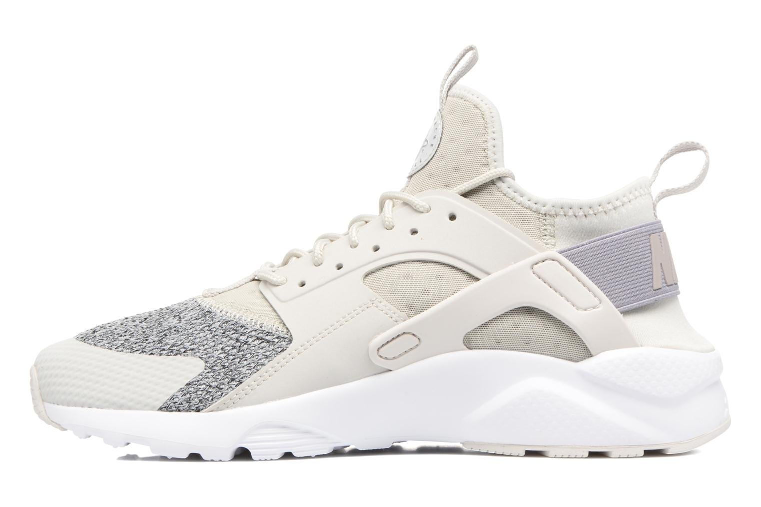 Baskets Nike Air Huarache Run Ultra Se (Gs) Gris vue face
