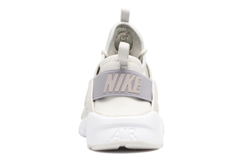 Baskets Nike Air Huarache Run Ultra Se (Gs) Gris vue droite