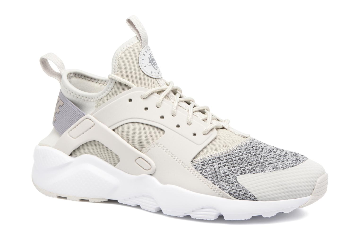 Baskets Nike Air Huarache Run Ultra Se (Gs) Gris vue détail/paire