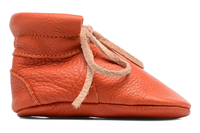 Pantofole Hippie Ya Booties Arancione immagine posteriore