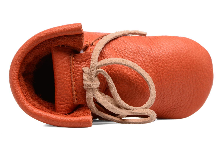 Pantofole Hippie Ya Booties Arancione immagine sinistra