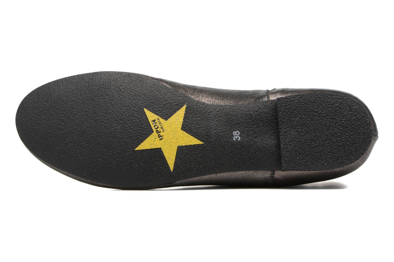 Bottines et boots Ippon Vintage Easy Fun Argent vue haut