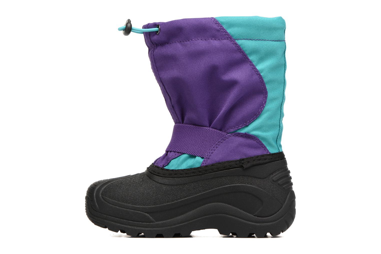 Chaussures de sport Kamik Snowfox Violet vue face