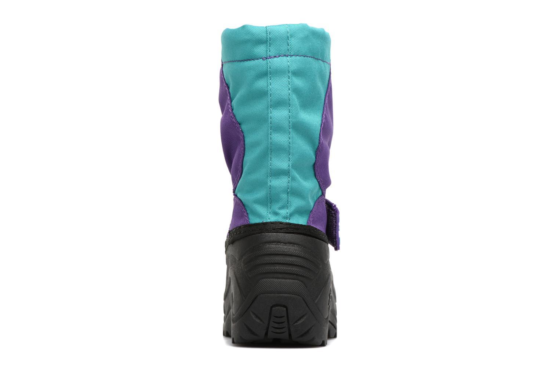 Chaussures de sport Kamik Snowfox Violet vue droite