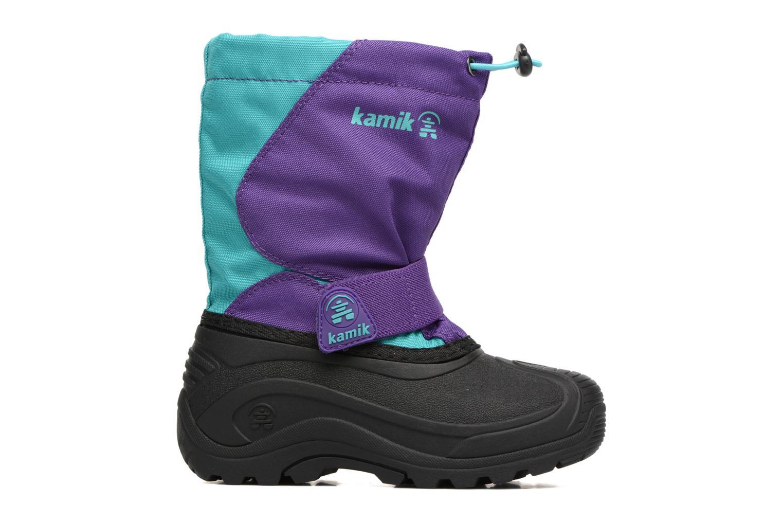 Chaussures de sport Kamik Snowfox Violet vue derrière
