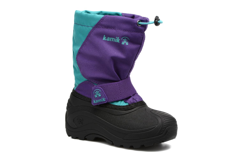 Chaussures de sport Kamik Snowfox Violet vue détail/paire