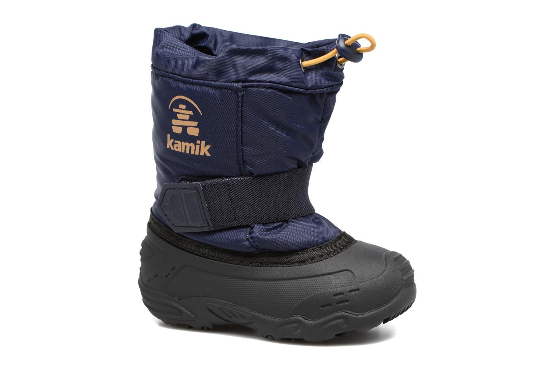 Chaussures de sport Kamik Tickleeu Bleu vue détail/paire