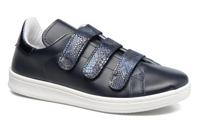 Zapatos promocionales Georgia Rose Salona (Azul) - Deportivas   Gran descuento