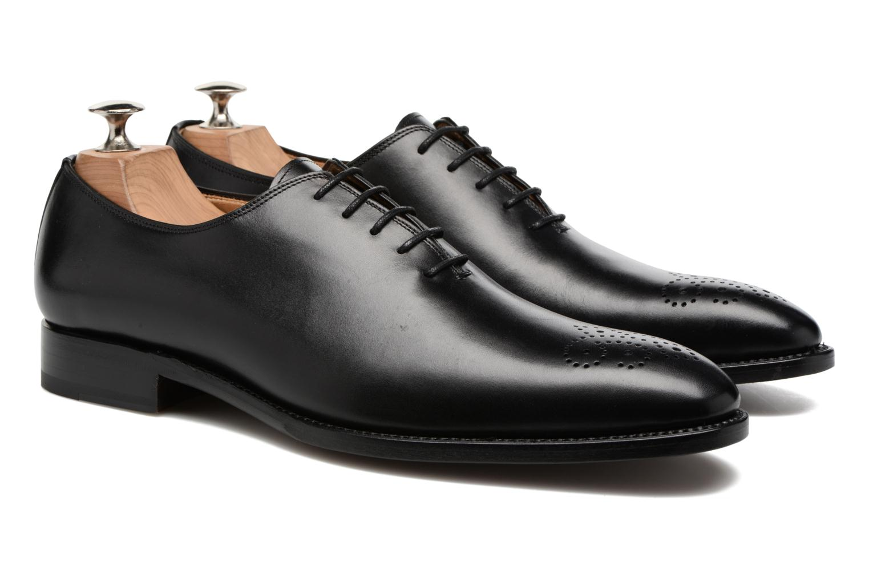 Chaussures à lacets Marvin&Co Luxe Waller Noir vue 3/4