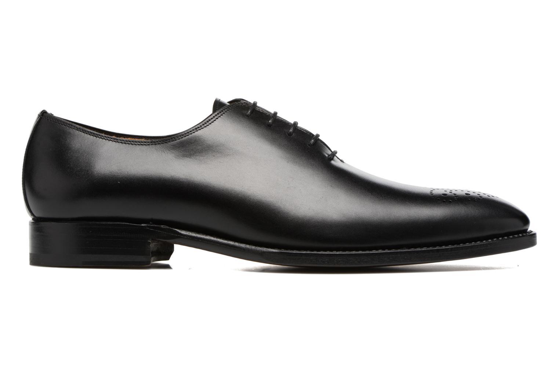 Chaussures à lacets Marvin&Co Luxe Waller - Cousu Goodyear Noir vue derrière