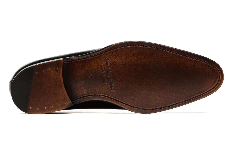 Chaussures à lacets Marvin&Co Luxe Waller - Cousu Goodyear Noir vue haut