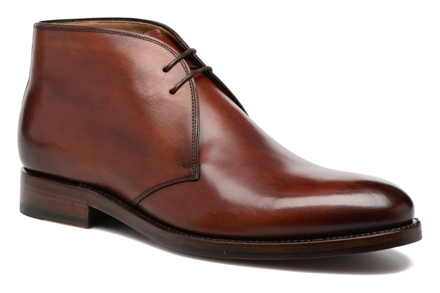 Marques Chaussure luxe homme Marvin&Co Luxe homme WASPEN - Cousu Goodyear Elba cuero