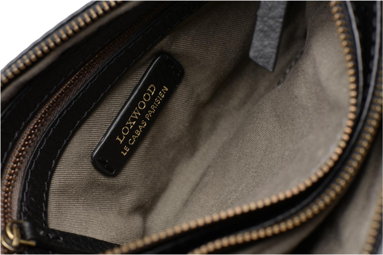 Sacs à main Loxwood Double Zip Crossover Noir vue derrière