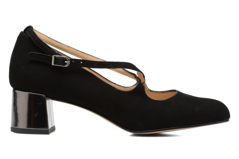 High heels Georgia Rose Sully Black back view