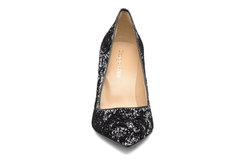 Escarpins Georgia Rose Shiny Argent vue portées chaussures