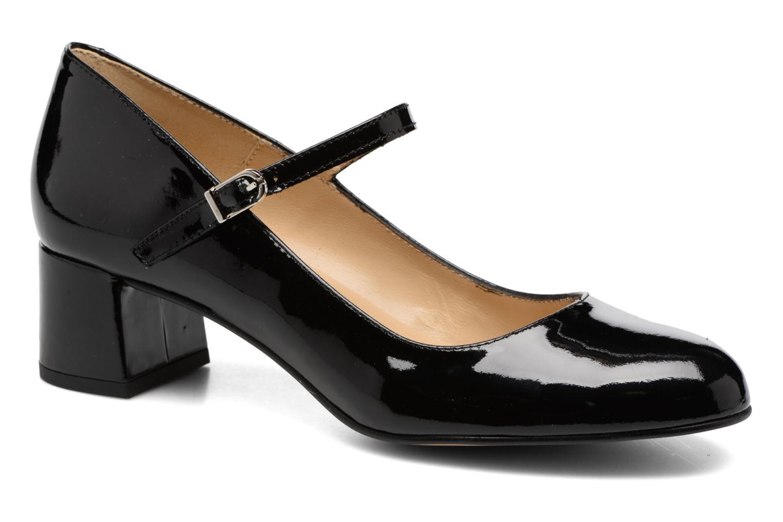 Grandes descuentos últimos zapatos Georgia Rose Satina (Negro) - Zapatos de tacón Descuento