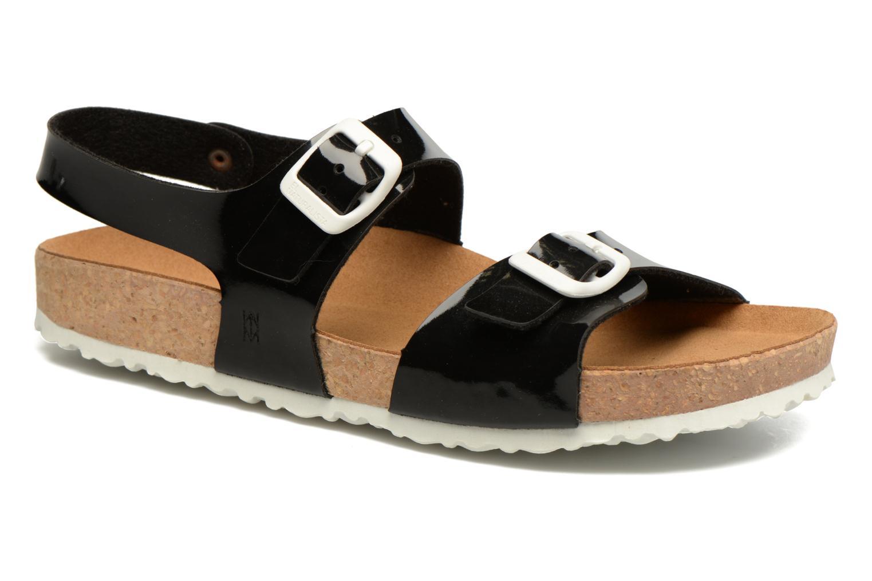 Grandes descuentos últimos zapatos El Naturalista Waraji NE67 (Negro) (Negro) (Negro) - Sandalias Descuento d91158