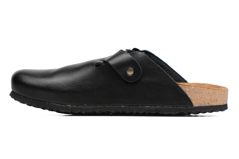 Waraji Black El Smooth NE32 Naturalista Leather O5wpZ8fxq