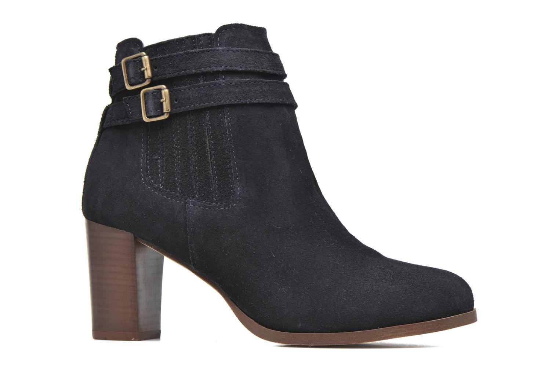 Bottines et boots Georgia Rose Cepari Bleu vue derrière