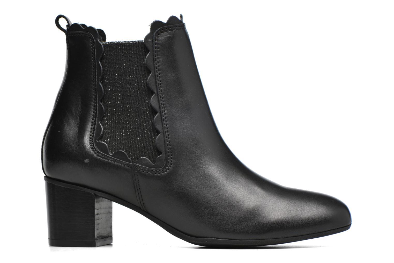 Bottines et boots Georgia Rose Cecroque Noir vue derrière
