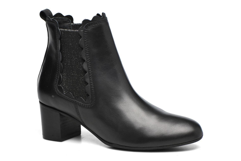 Bottines et boots Georgia Rose Cecroque Noir vue détail/paire