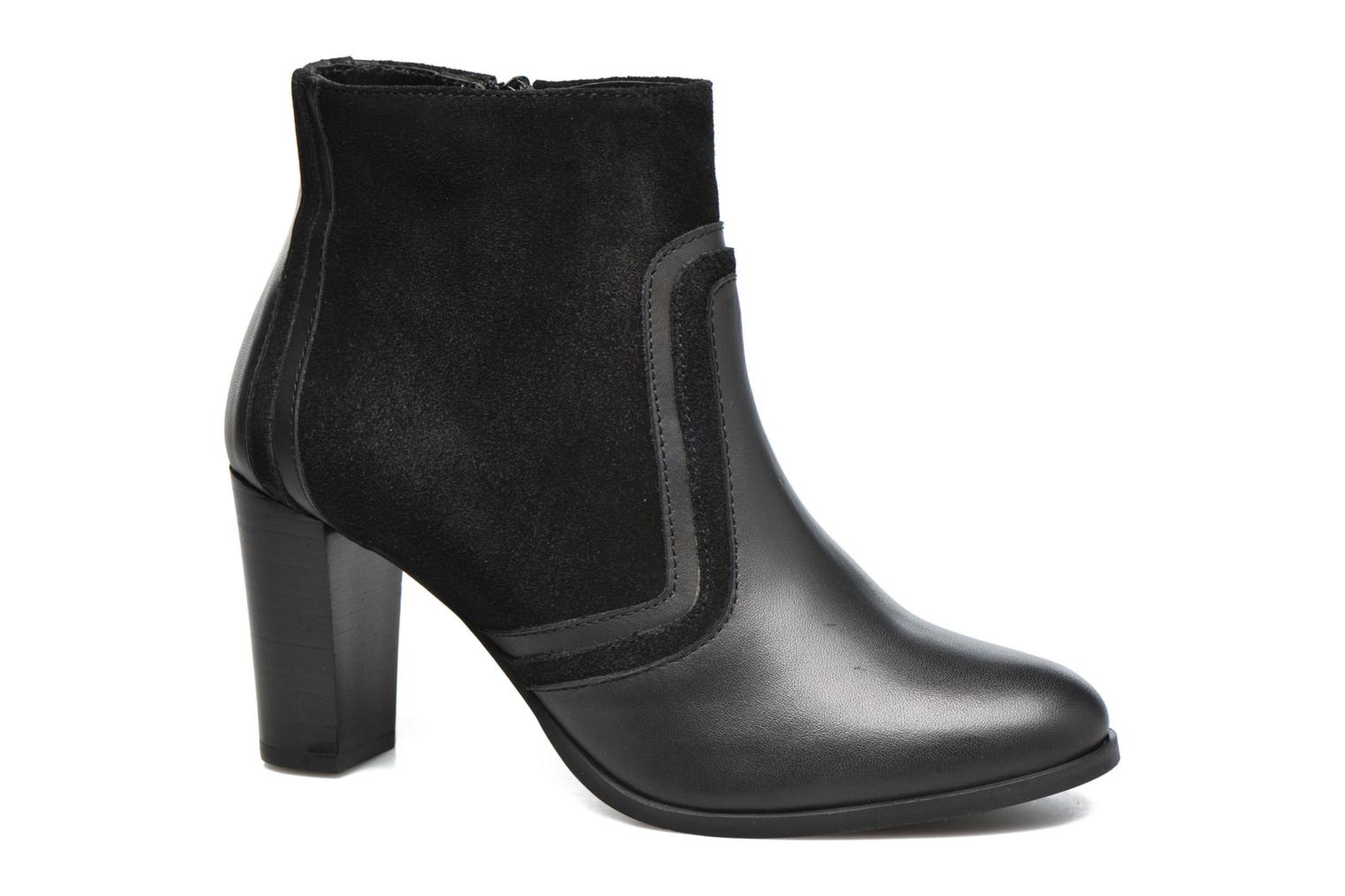 Ankle boots Georgia Rose Cepart Black detailed view/ Pair view