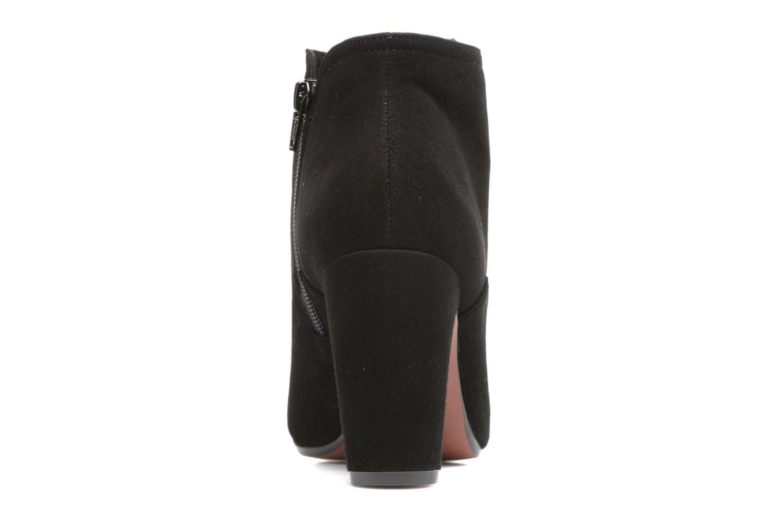 Bottines et boots Chie Mihara X-Fedora 31 Noir vue droite
