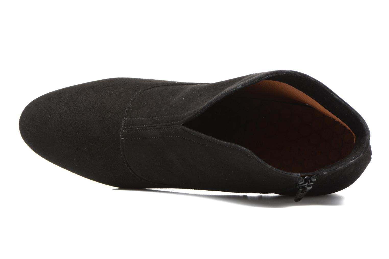 Bottines et boots Chie Mihara X-Fedora 31 Noir vue gauche
