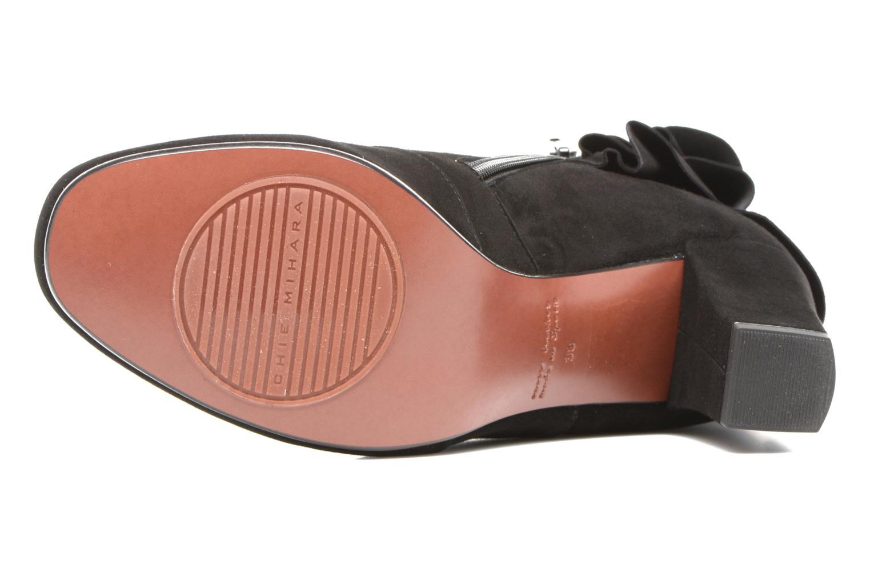 Bottines et boots Chie Mihara Acha Noir vue 3/4