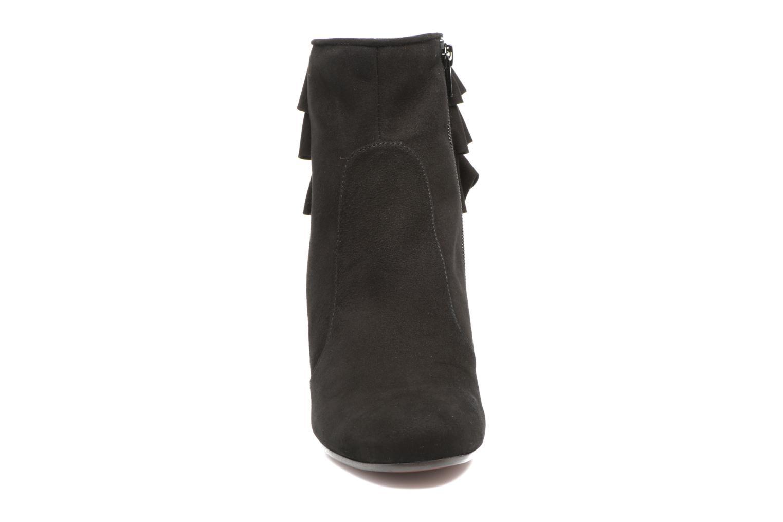 Bottines et boots Chie Mihara Acha Noir vue face