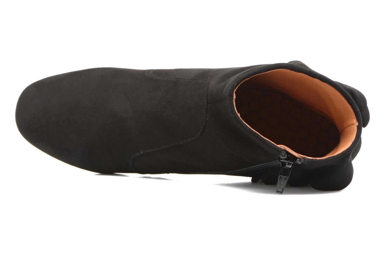 Bottines et boots Chie Mihara Acha Noir vue haut