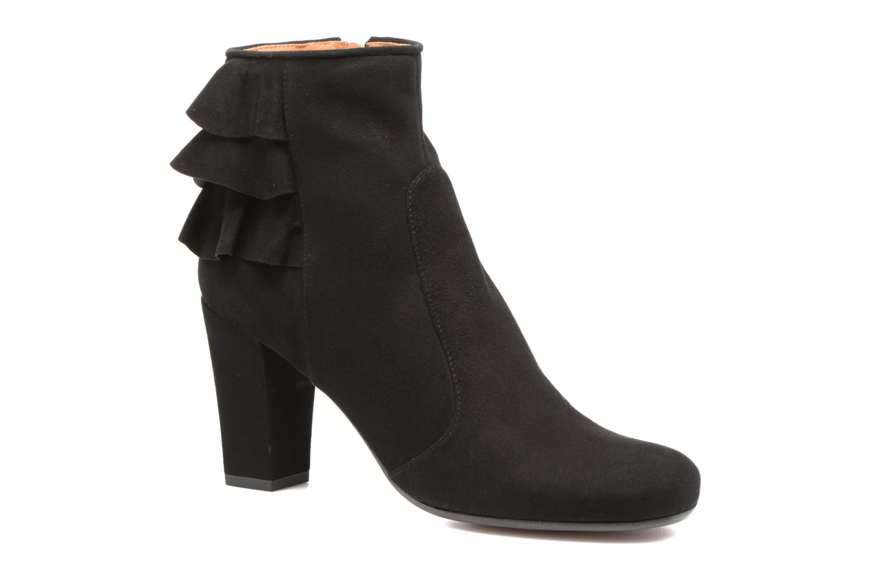 Bottines et boots Chie Mihara Acha Noir vue détail/paire