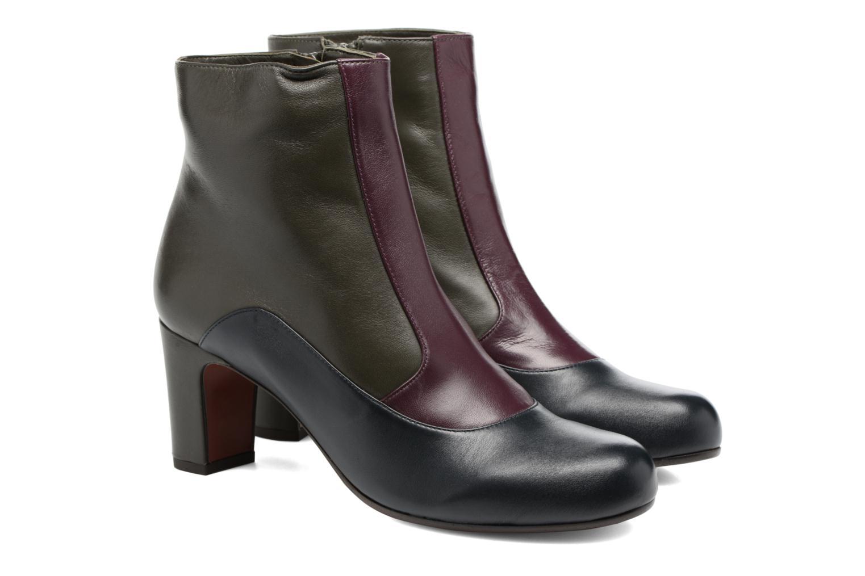 Bottines et boots Chie Mihara Jelus Multicolore vue 3/4