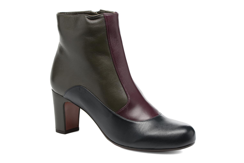 Bottines et boots Chie Mihara Jelus Multicolore vue détail/paire