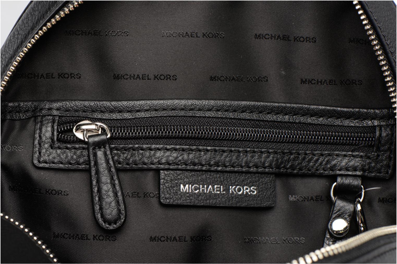 Sacs à dos Michael Michael Kors Rhea Zip FCT STD MD Backpack Noir vue derrière