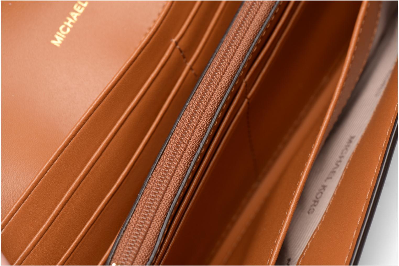 Petite Maroquinerie Michael Michael Kors Motte LG Carryall Marron vue derrière
