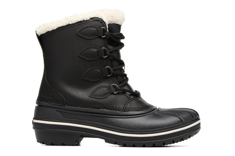 Chaussures de sport Crocs AllCast II Boot W Noir vue derrière