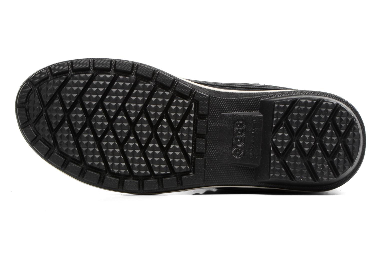 Chaussures de sport Crocs AllCast II Boot W Noir vue haut