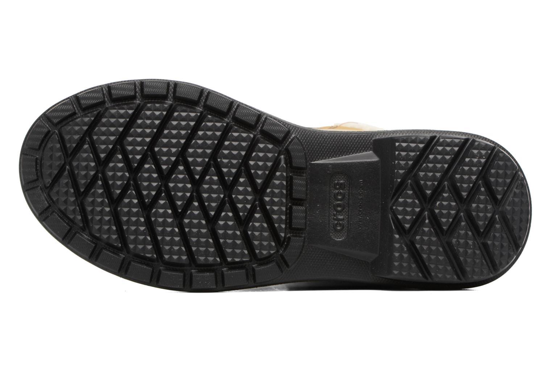 Stivali Crocs AllCast II Boot M Wht Marrone immagine dall'alto