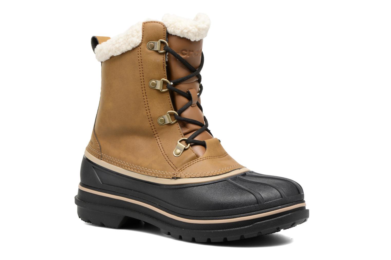 Stivali Crocs AllCast II Boot M Wht Marrone vedi dettaglio/paio