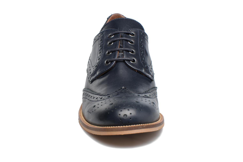 Chaussures à lacets Georgia Rose EMY Bleu vue portées chaussures
