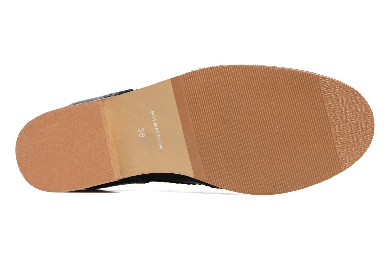 Chaussures à lacets Georgia Rose EMY Bleu vue haut