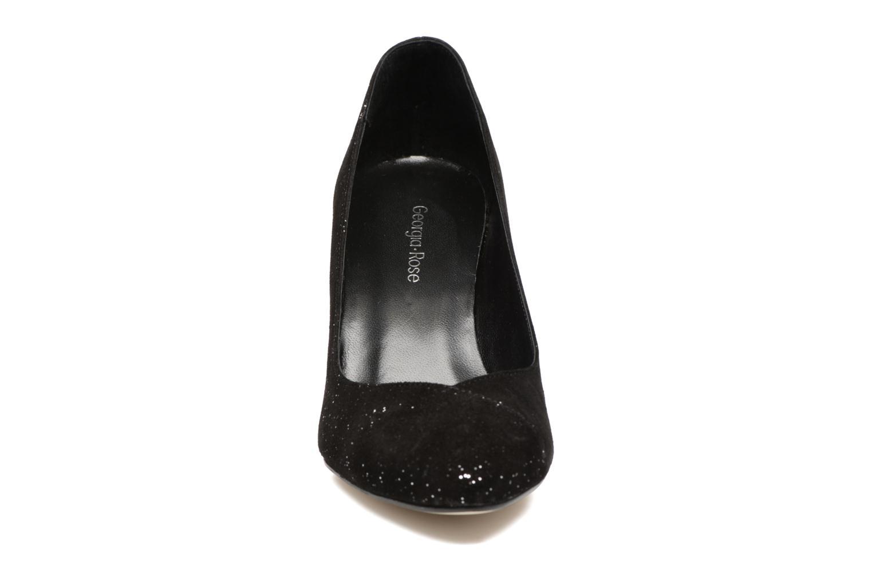 Escarpins Georgia Rose ECLAT Noir vue portées chaussures