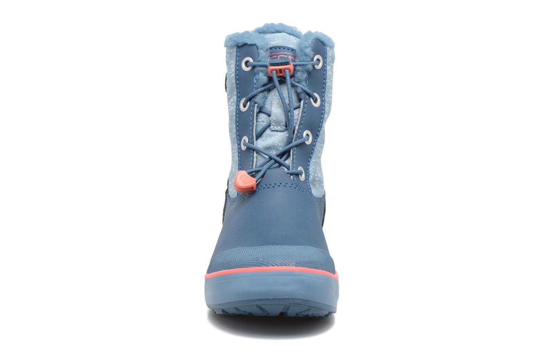 Elsa Boot WP Blue/Sugar Coral