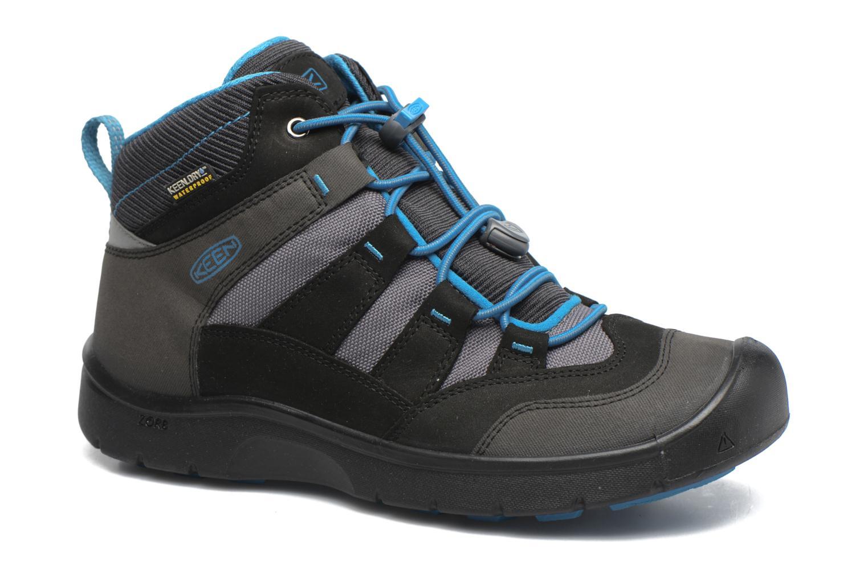 Hikeport Mid youth Black/Blue Jewel